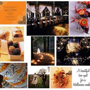 Ślub i motyw Halloween - Apetyczni