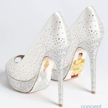 Buty ślubne jak z bajki  - Apetyczni