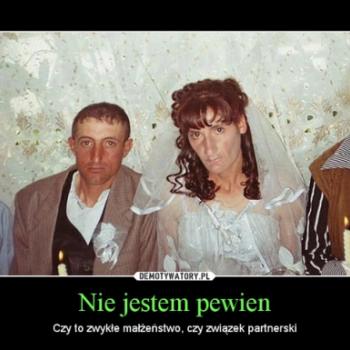 Demotywatory ślubne - Apetyczni